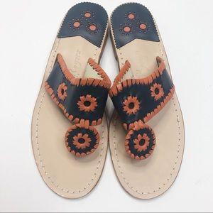 NWOT || Jack Rogers Classic Sandals